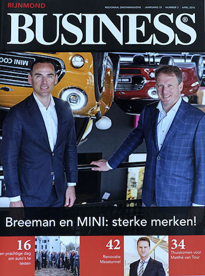 cover rijnmond business breeman en mini